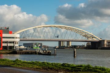 Rotterdam de Haven van Brian Morgan