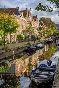Doelengracht in Leiden van Dirk van Egmond