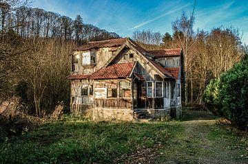 Villa Kakelbont sur Anjolie Deguelle