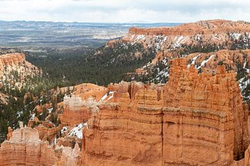 Bryce Canyon Nationaal Park, Utah, USA van de Roos Fotografie