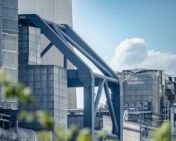 Stahlbau der Fabrik I von Christian van Lent
