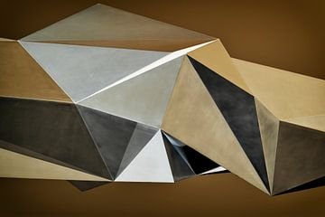 Driehoeken van Dieter Ludorf