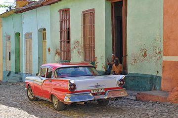 Trinidad - Cuba von Ilona van der Burg