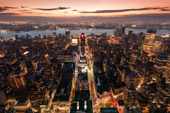 Empire State Building  van Niels Keekstra