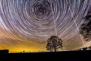 Sternspuren in Luxemburg von Micle de Greef