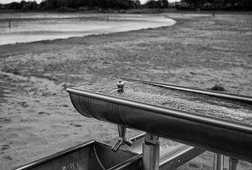 Druppel op het water von MCA de Graaff