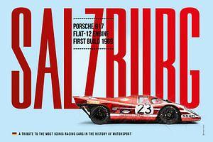 Porsche 917 Salzburg