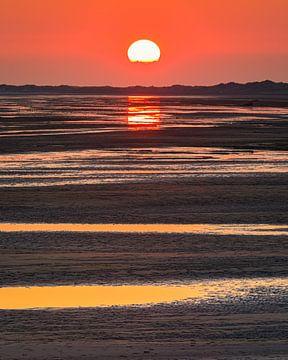 Sonnenuntergang Terschelling