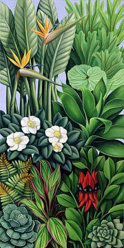 Foliage II von Catherine Abel