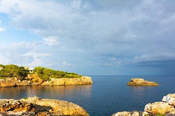 De kust van Mallorca van Mark Scholten