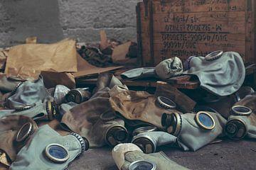 Gasmasken von Kristof Ven