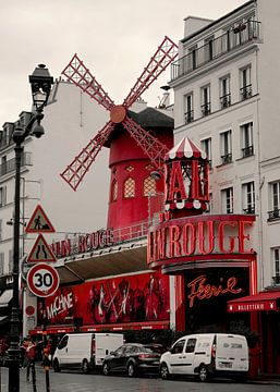 Moulin Rouge van Lysanne Artcrafx