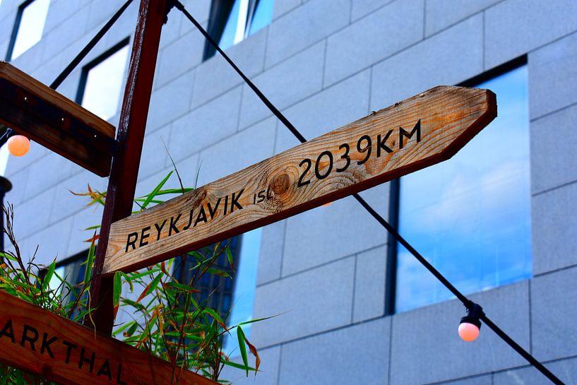 Van Rotterdam tot aan Reykjavik van Highthorn Photography