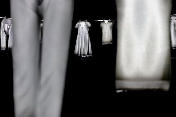Spooky laundry