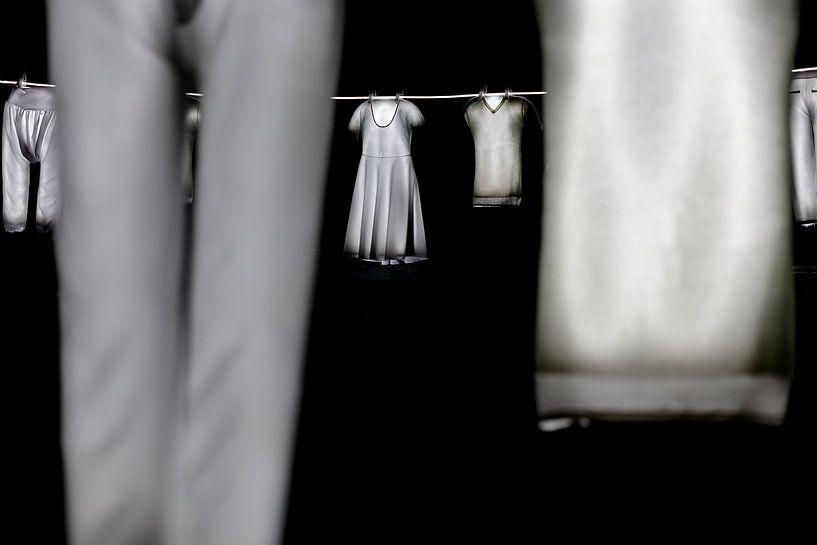 Spooky laundry van Foto's van ChrisTettero.nl