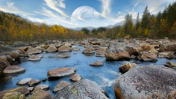 Noorwegen & planeet van Sran Vld Fotografie