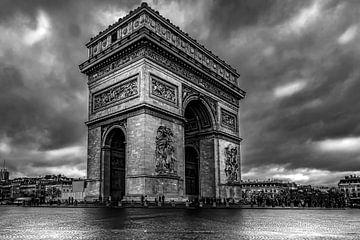 Arc de Triomphe de l'Étoile  von Robbert Ladan