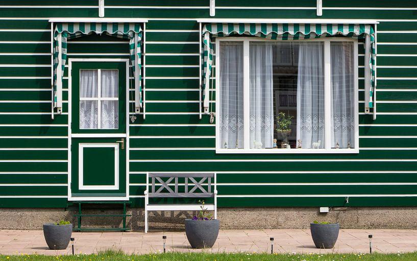 Marken huisje van Hilda Weges