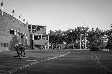 Olympisch Stadion van Hugo Lingeman