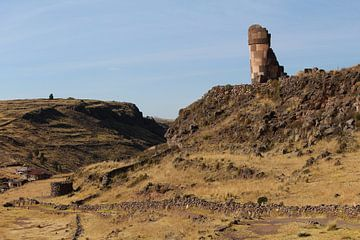 Graftombe koningsgraf Peru van Martin van den Berg Mandy Steehouwer
