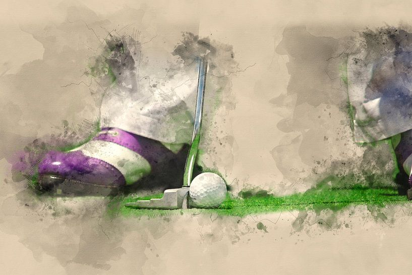 Golf von Peter Roder