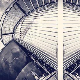 Ar(t)chitectuur #1 van Cristel Brouwer