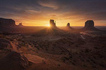 Monument Sunrise., Juan Pablo de van 1x