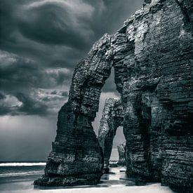 Playa de las Catedrales von Lars van de Goor