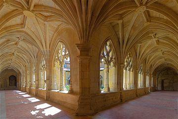Abbey Cadouin (France) van Hans Winterink