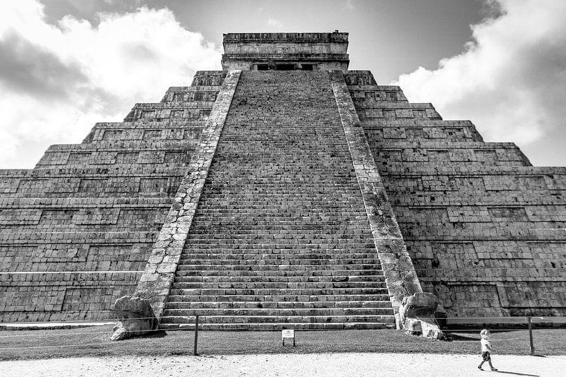 Chichén Itzá van Studio Wanderlove