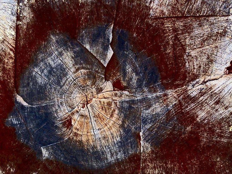 TreeScape 13 van MoArt (Maurice Heuts)