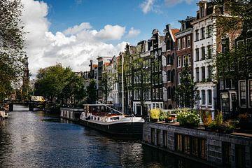 Prinsengracht in Amsterdam von Leonard Walpot