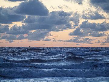 Nach Sonnenuntergang von Martijn Wit
