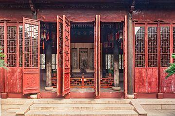 Maison de Jardin Traditionnelle en Chine sur Anouschka Hendriks