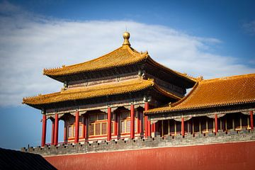 Peking, verbotene Stadt von Florian Kampes