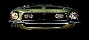 Ford Mustang in Grün von marco de Jonge