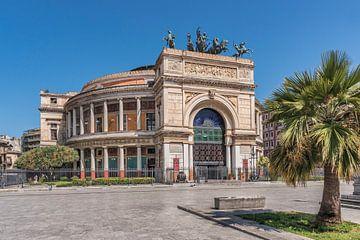 Teatro Politeama, Palermo sur Gunter Kirsch