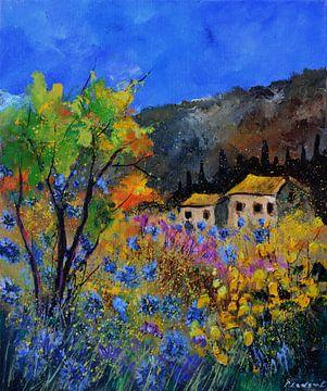 geblühte Provence von pol ledent
