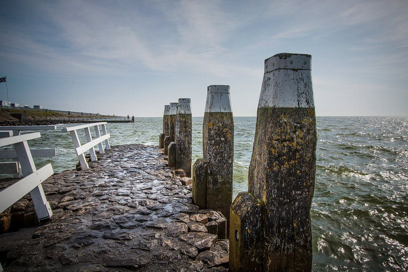 Op de Pier van Guus Quaedvlieg