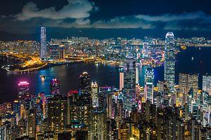 HONG KONG 10 van