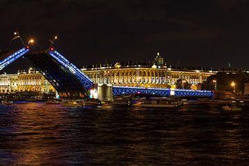 St. Petersburg Nacht van