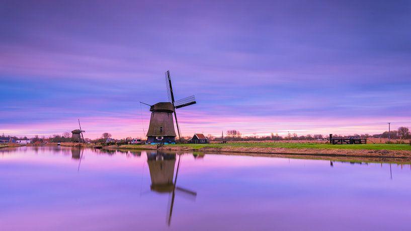 de hoornsevaart Alkmaar van Maurice Hoogeboom