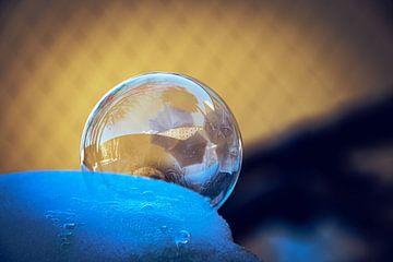 De bevroren zeepbel van D.R.Fotografie