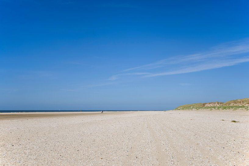 Strand am Texel von Barbara Brolsma