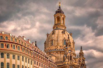 Frauenkirche Dresden von Sabine Wagner