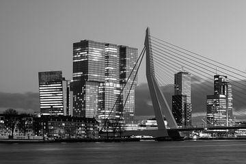 Erasmusbrug De Rotterdam sur RvR Photography (Reginald van Ravesteijn)