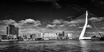 Erasmus-Brücke Rotterdam von Rob Boon