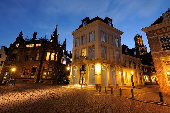Nieuwegracht, Trans, Achter de Dom in Utrecht van  Donker Utrecht