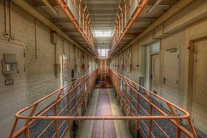 Verlassene gefängnis