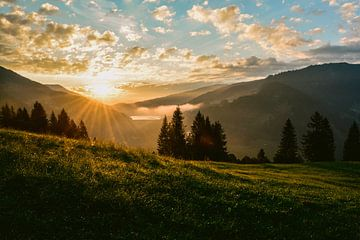 Zonsopkomst in Oostenrijk || Reisfotografie Alpen